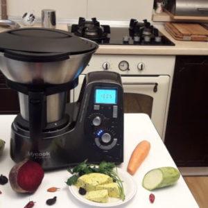 Готовим четыре блюда одновременно в кухонной машине Mycook