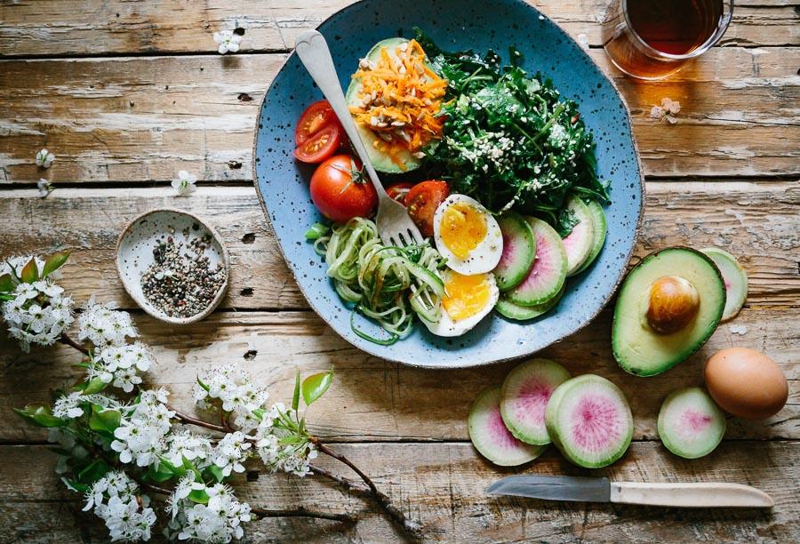 Калорийность и пищевая ценность блюд