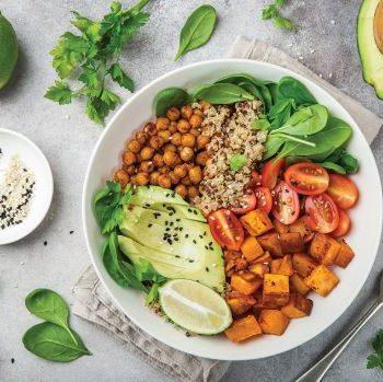Растительная диета - руководство для начинающих