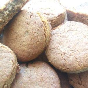 рецепт ржаного печенья