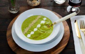 рецепт крем супа горохового