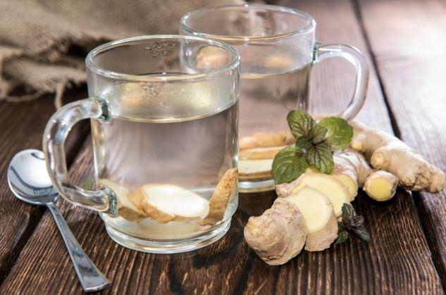 Рецепты чая с имбирем